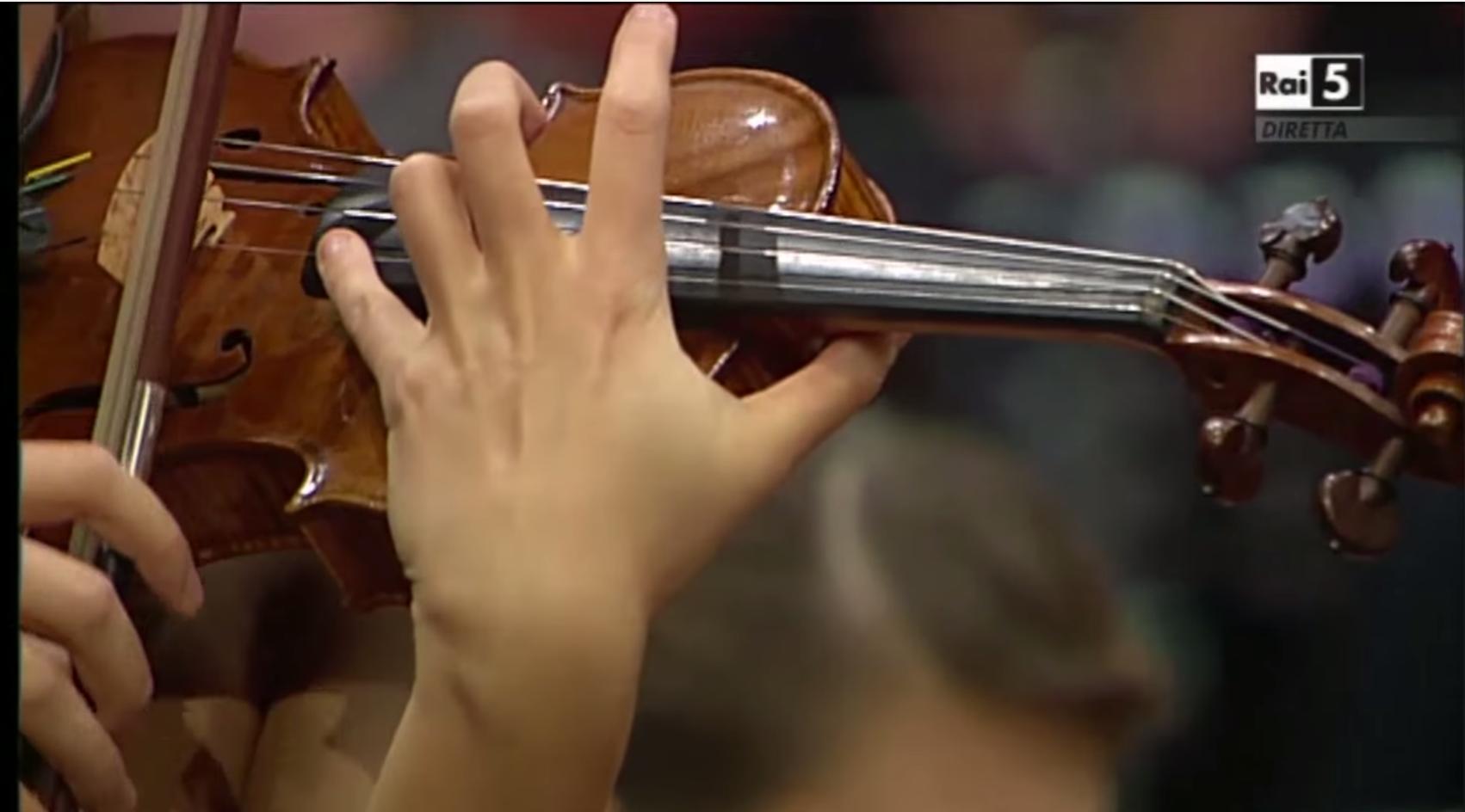I Violini Della Speranza – Francesca Dego Suona Sarasate Zigeunerweisen