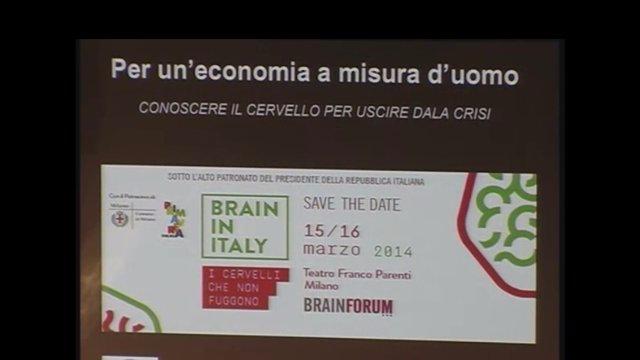 Brainforum 2013 – Matteo Motterlini – Maghi O Economisti